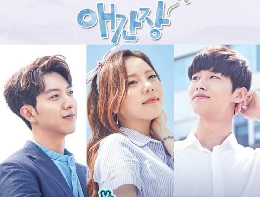 Drama Korea 2018 My First Love — TTCT